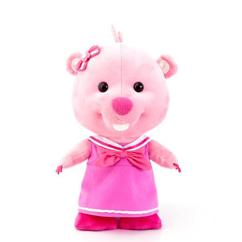 Pororo快樂小企鵝絨毛玩具-露比_RR16043