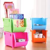 ✭米菈生活館✭【Q257】可疊放置物籃 收納 玩具 零食 廚房 蔬果 鏤空 透氣 通風 洗漱 沐浴