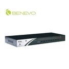 BENEVO UltraKVM Prima 機架型雙介面 8埠USB-PS/2 KVM電腦切換器(OSD) ( BKVM138PUD )