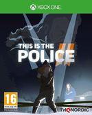 預購2018/12/31 XBOX ONE 身為警察 2 This is the Police 2 中文版