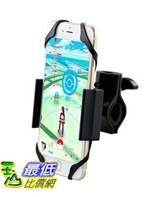 [美國直購] Metal Bike Mount, Ipow Heavy Duty Cellphone Bike Holder Cradle For Iphone 6S 6 Plus/6S/65s/5c/4s 自行車支架