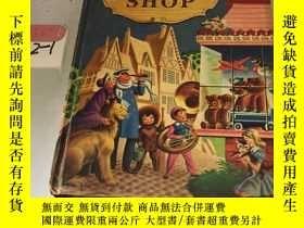 二手書博民逛書店英文原版罕見TREAT SHOP 治療店 多彩圖 精裝Y1829