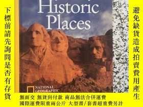 二手書博民逛書店America s罕見historic placesY26678