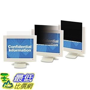 [8美國直購] 螢幕防窺片 MMMPF320W - 3M Privacy Filter-3M PF320W Widescreen Clear