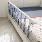 可折疊嬰兒童床護欄防摔圍欄寶寶BB床護欄老人床護欄防掉床邊欄桿 萬客居