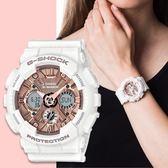 G-SHOCK GMA-S120MF-7A2 限量潮流錶 GMA-S120MF-7A2DR 玫瑰金 現貨!