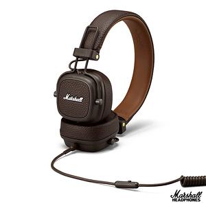 英國Marshall Major III 耳罩式耳機~復古棕復古棕