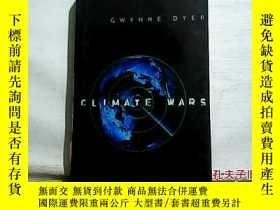二手書博民逛書店CLIMATE罕見WARS(英文原版)小16開精裝本Y7353