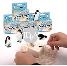 IDEA 考古挖掘玩具 企鵝 玩具 公仔 兒童 幼兒 恐龍化石 DIY挖掘 益智玩具 模型 拼裝