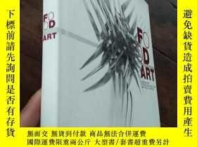 二手書博民逛書店Food罕見Art : Creations from The Hong Kong Jockey Clubs Hap