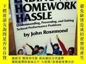 二手書博民逛書店Ending罕見the Homework HassleY1280