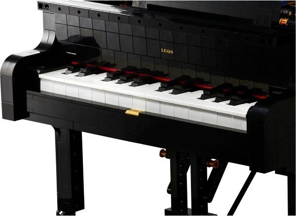 樂高LEGO IDEAS 演奏鋼琴 玩具e哥 21323