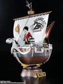 耀您館★日版BANDAI海賊王動畫20周年限量版超合金系列前進梅利號航海王前進梅莉號ONE模型PIECE