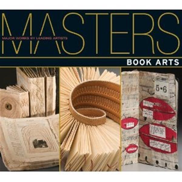 (二手書)Masters:Book Arts/Major Works By Leading Artists