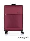 Samsonite 新秀麗 DLX 29吋可擴充極度輕量2.8KG 布面行李箱/旅行箱-(紅) 72H