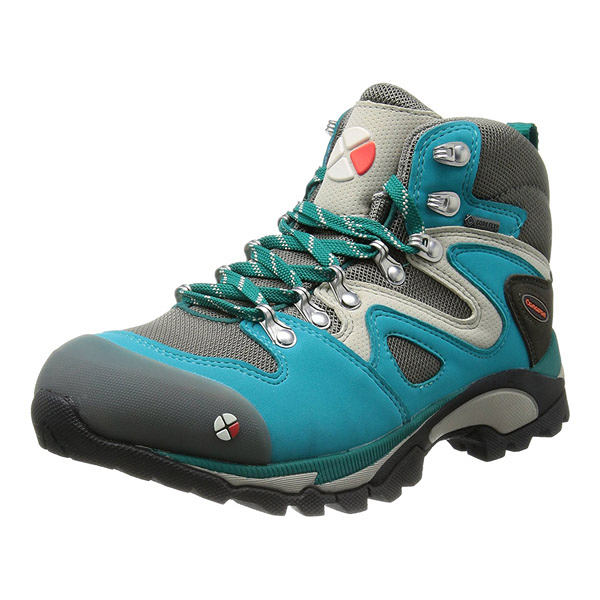 [Caravan] C4_03 登山健行鞋 女 560 空青石藍 (5184110403560)