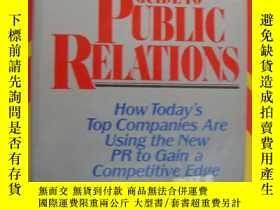 二手書博民逛書店The罕見marketer s guide to Public