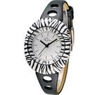 Epico 橢圓系列復古斑馬紋腕錶 EP-3ZEBKL