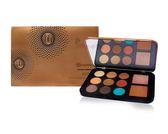 美國BH cosmetics Bronze Paradise 11色眼影打亮修容盤 23.8g BH原廠真品2016年11月製【彤彤小舖】