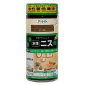 Asahi水性著色清漆300ml(楓木)