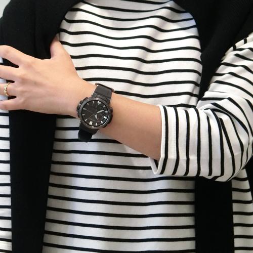 免運費包郵 日本正規貨CASIO 卡西歐 PRO TREK 太陽能電波多功能手錶 登山錶 男錶 PRW-60Y-1AJF 经典款