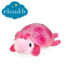 美國cloud b 安睡瓢蟲星光夜燈-粉色 CLB7353-PK
