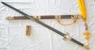 郭常喜的興達刀鋪-神明劍(10309)玄武劍積層鋼,附鞘 材質長度皆可訂做