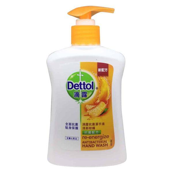 滴露 清新柑橘 潔手液 250ml/瓶◆德瑞健康家◆