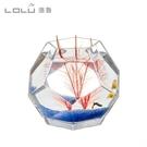 多面體玻璃魚缸創意個性金魚缸桌面客廳小型...
