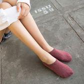 (萬聖節)船襪女棉質淺口低筒韓國硅膠防滑秋夏薄款隱形襪子女短襪女士棉襪