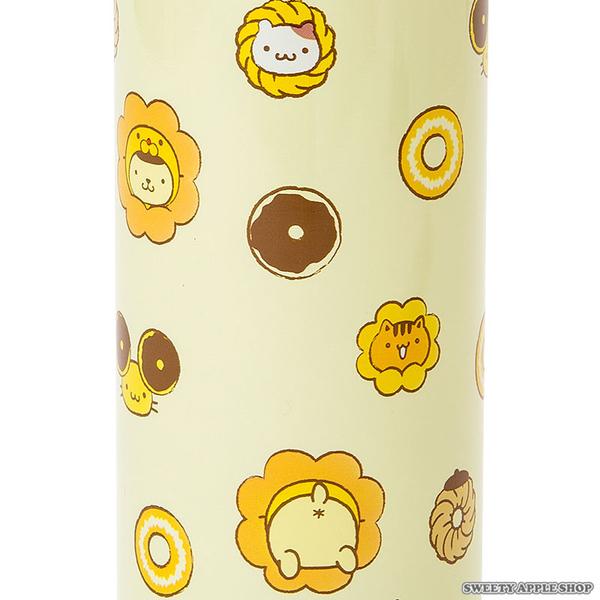 日本限定 三麗鷗 布丁狗 x 日本聯名 mister Donut 波堤獅 保溫杯 / 保冷杯 340ml