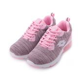 LOTTO 輕量編織氣墊跑鞋 粉 LT6963 女鞋 鞋全家福