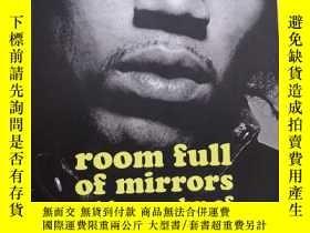 二手書博民逛書店Room罕見Full of Mirrors:A Biography of Jimi Hendrix(英文原版書)奇