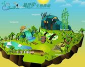 綠世界生態農場-單人門票