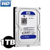 WD 威騰 1TB 藍標 3.5吋 SATAIII 硬碟 7200轉 64M快取 (WD10EZEX)