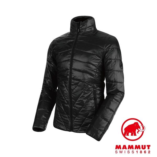 Mammut 長毛象 Rime IN Jacket Men 保暖立領化纖外套 黑色 男款 #1013-00300