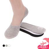 走走去旅行99750【DH010】竹纖維隱形純色男襪 隱形襪 男士淺口豆豆襪子 船型鞋襪 矽膠防滑 3色