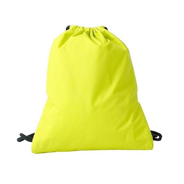 樂買網 NIKE 18FW 側拉鍊  Heritage Gymsack系列 束口袋 BA5351-344 黃