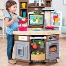 幼之圓*美國Little Tikes 摩登廚房可以與移動裝置串連的智慧廚房,可連接APP
