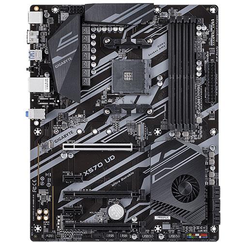 GIGABYTE 技嘉 X570 UD (rev1.0) AM4腳位 ATX主機板