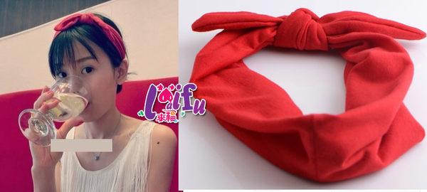 ★草魚妹★H582髮飾柔軟布休閒髮飾髮帶髮圈髮箍頭飾,售價150元