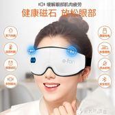 眼部按摩器熱敷蒸汽眼罩充電睡眠眼袋緩解眼疲勞學生 奇思妙想屋