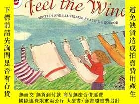 二手書博民逛書店Feel罕見The WindY255562 Arthur Dorros Collins 出版1990