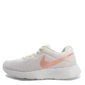 Nike WMNS Tanjun [812655-008] 女鞋 運動 休閒 洗鍊 單純 舒適 白 粉紅