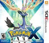 3DS Pokémon X 神奇寶貝 X(美版代購)