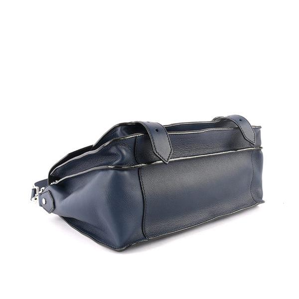 【PROENZA SCHOULER】牛皮中型 PS1 兩用包(海軍藍) H00449 C175P 5067