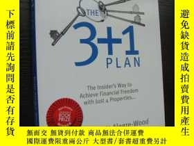 二手書博民逛書店THE罕見3+1 PLAN:the insider s way