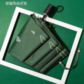 現貨 雨傘 ins傘森系雨傘女韓國小清新簡約學生太陽傘防曬防紫外線三折疊傘   1-4
