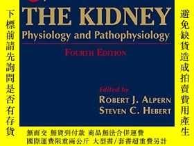 二手書博民逛書店Seldin罕見And Giebisch s The Kidney, Volume 1-2, Fourth Edi