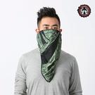 【DREGEN】BL系列-三角巾面罩-中性迷彩